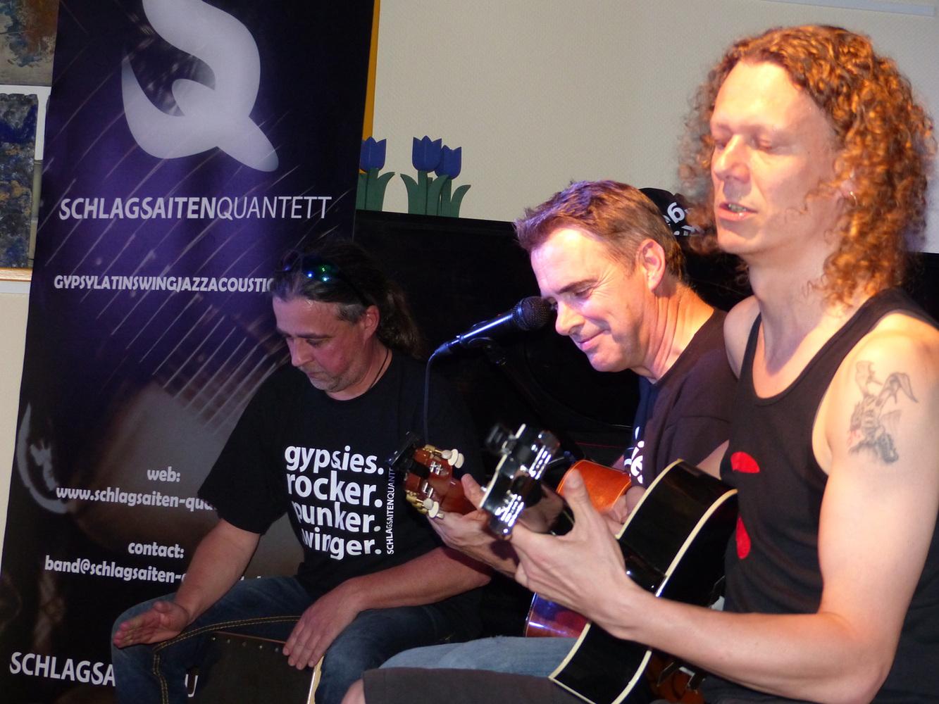 Konzert mit Schlagsaiten Quantett @ Kreatives Atelier Regenbogen VoG Hauset | Raeren | Région wallonne | Belgien