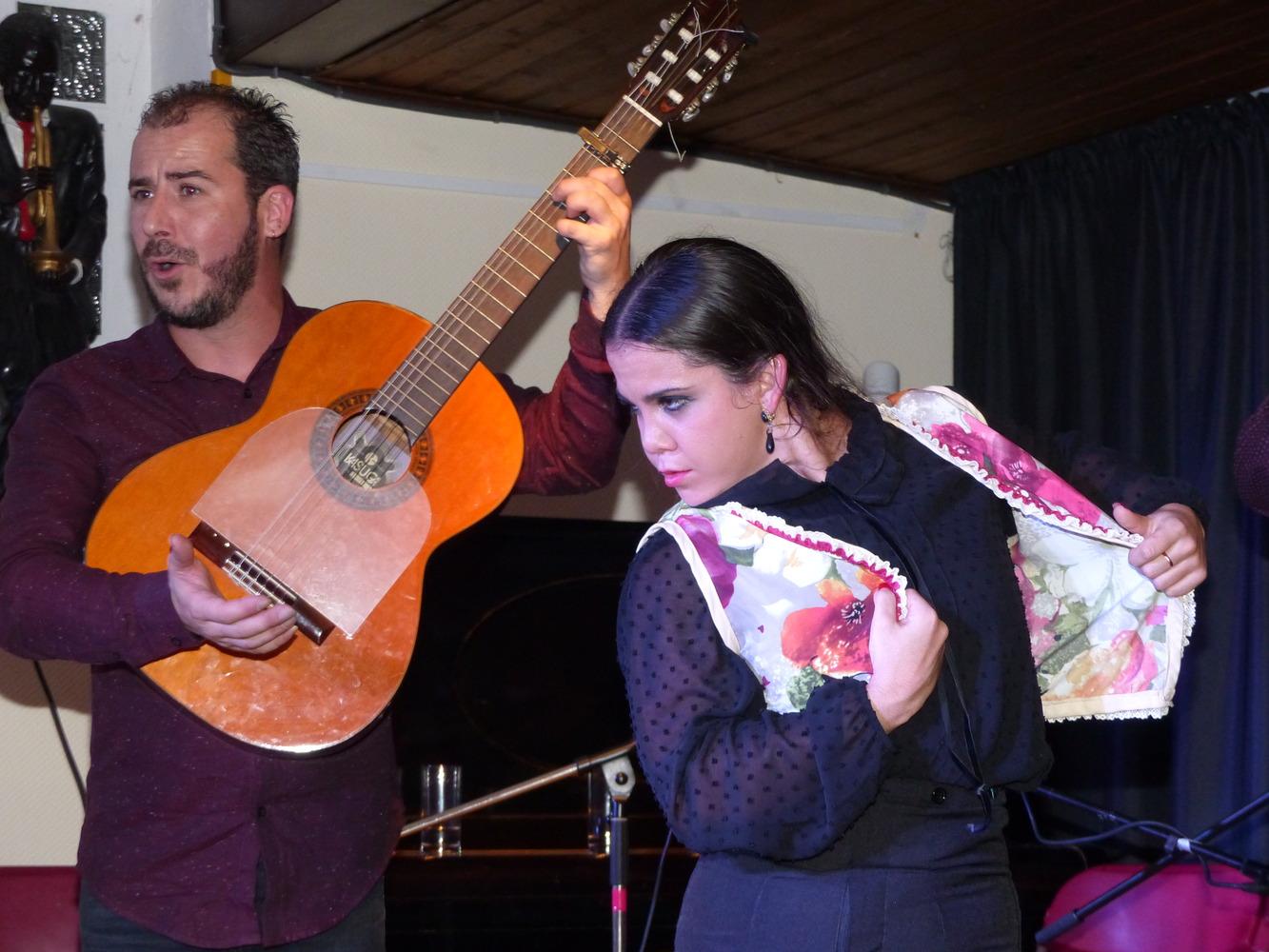 Grupo Flamenco Pablo Escudero