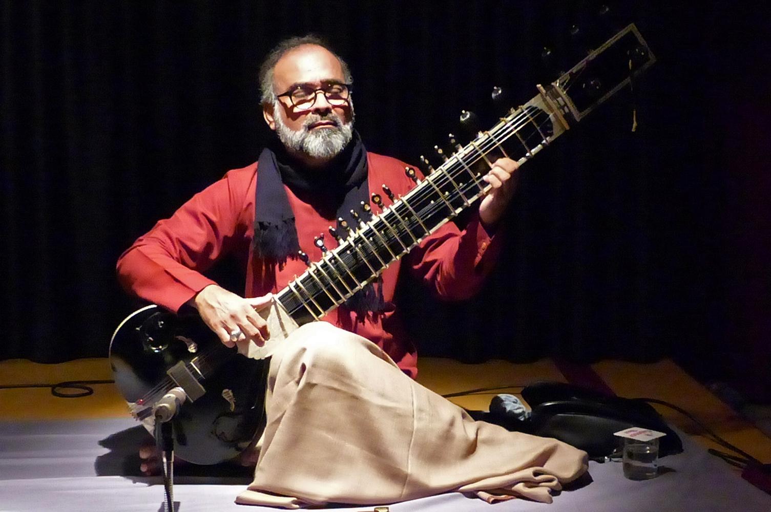 Rafat Khan und Arup Sen Gupta